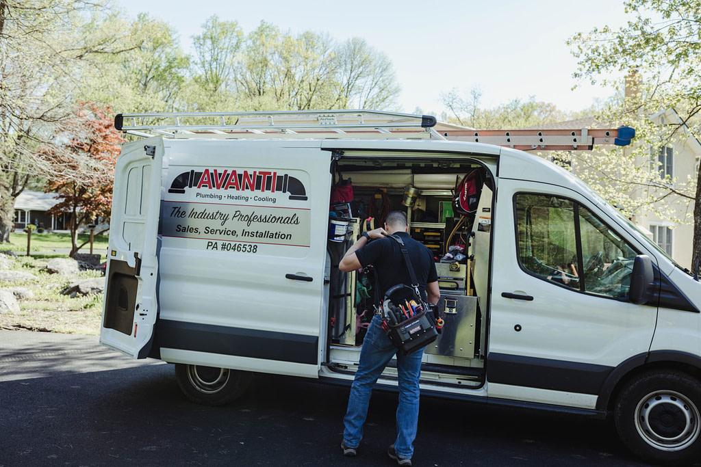 Avanti Plumbing, Heating, & Cooling Inc