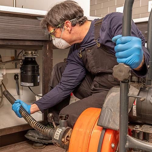 Plumbing Water Heater and Drain