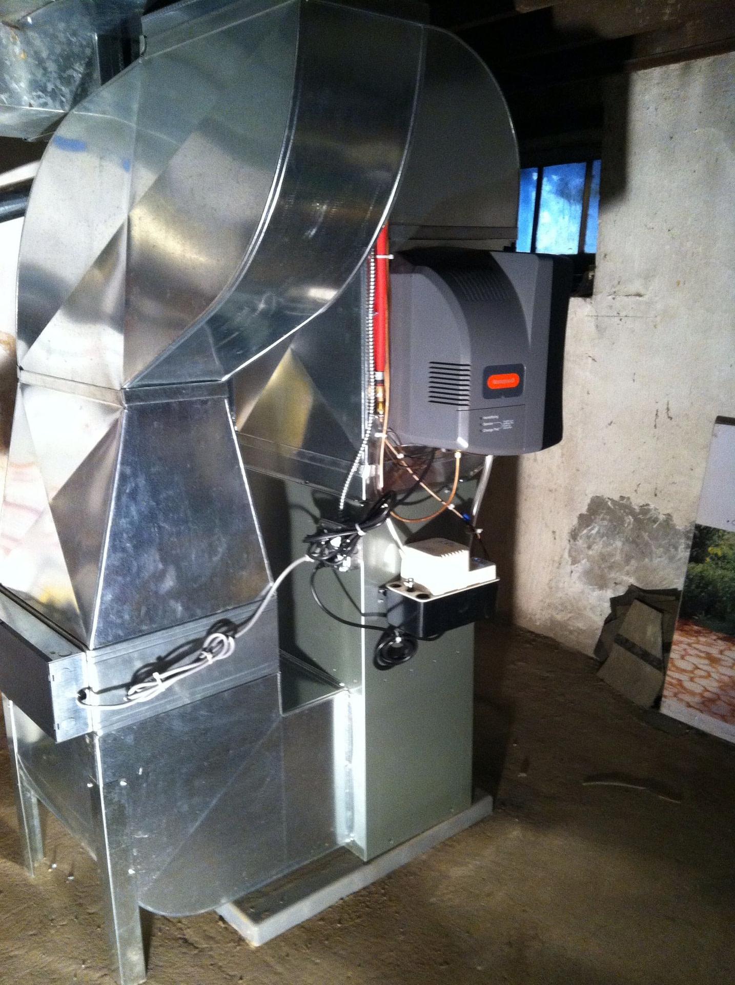 HVAC Inspection and Maintenance